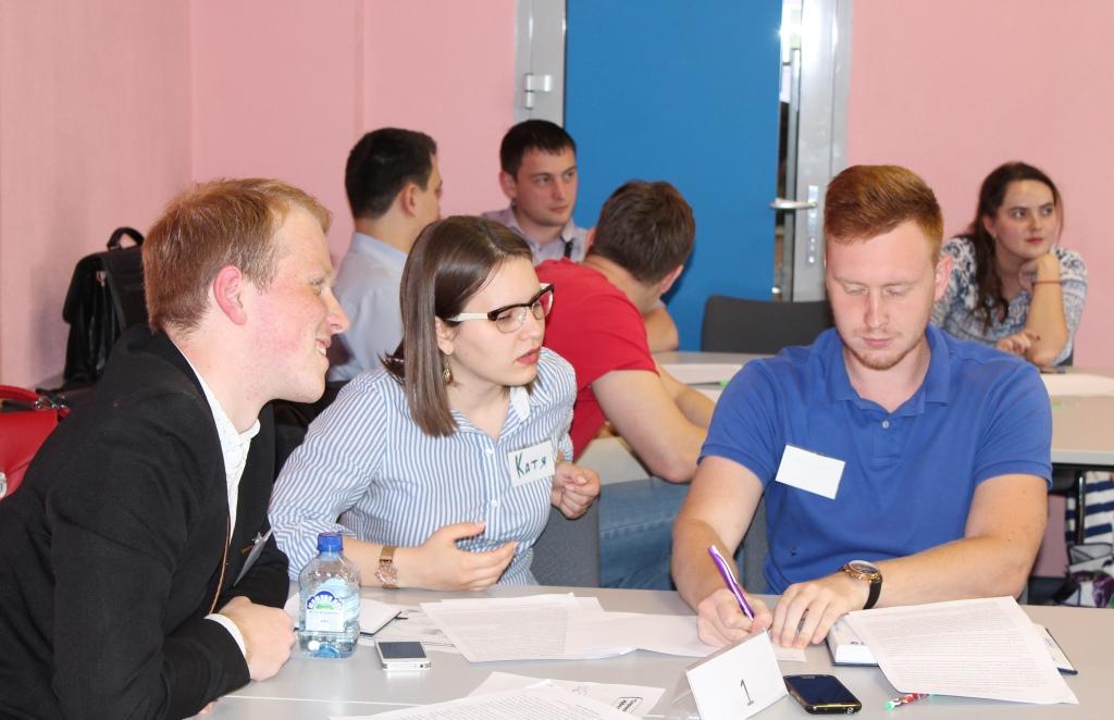 Специалисты молодежного (перспективного) резерва управленческих кадров прошли мастер-класс по развитию управленческих навыков.